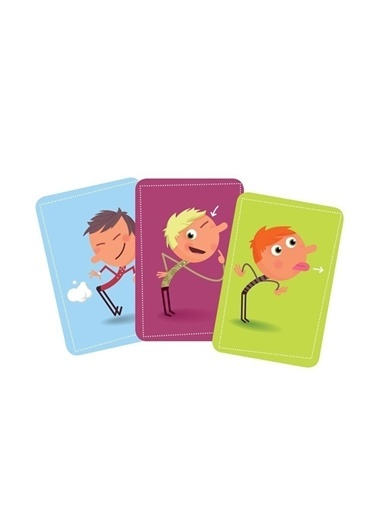 Djeco Djeco Kart Oyunları / Tip Top Clap Pembe